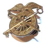 Insigne de col officier QMC Quartermaster Corps US WW2