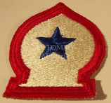 Patch North African Theatre of Operations US WW2