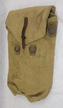 Musette de masque à gaz belge ABBL WW2