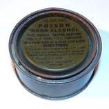 Boite d'alcool réchaud pour ration US WW2
