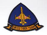 Insigne Swiss Tiger Team patrouille acrobatique armée suisse