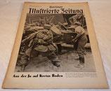 Journal Berliner Illustrierte Zeitung numéro 24 12 juin 1941 (Fallschirmjager en couverture) allemand WW2