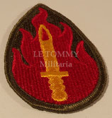 Patch 63rd Division US WW2