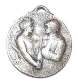 Médaille Journée de Paris 14 juillet 1917 français WW1