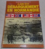 Livre 6 juin 1944 débarquement en Normandie, victoire stratégique de la guerre