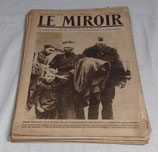 Journal LE MIROIR (Année 1919) français WW1