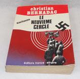 Livre Le neuvième cercle, Christian Bernadac, Editions France-Empire