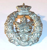 Cap badge Duke of Connaught's Own Rifles Canada WW2