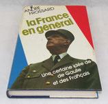 Livre La France en général, André Frossard, France Loisirs