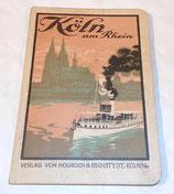 Guide ville de Cologne 1922 Koln am Rhein allemand années 20/30