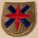 Patch XIV Corps (14th) US WW2