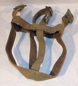 Berceau de gourde modèle squelette Inde WW2/armée française Indochine (N°2)