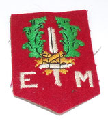 Insigne 1st Division armée hollandaise