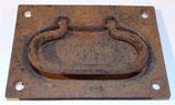 Pièce détachée poignée pour caisse allemande WW2 (N°2)