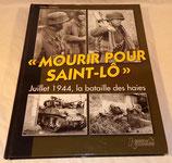 Livre « Mourir pour Saint-Lô » de Didier Lodieu