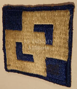 Patch 2nd Service Command US WW2