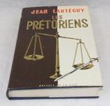 Livre Les prétoriens, Jean Lartéguy, Presses de la cité