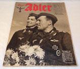 Magazine Der Adler numéro 26 du 30 décembre 1941 allemand WW2