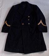 Epave de manteau 3/4 sergent-chef armée de l'air française Indochine/Algérie