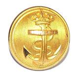 Bouton moyen module 22mm officier de Marine 1830-1848 Louis-Philippe/1852-1870 Second Empire français