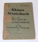 Petit lexique allemand-français WW2