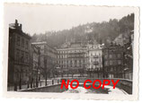 Photo allemande WW2 Karlsbad Grand Hotel Pupp
