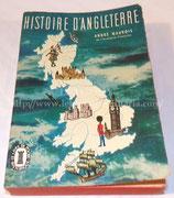 Livre Histoire d'Angleterre d'André Maurois
