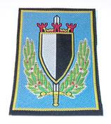 Insigne Circonscription Militaire de Défense Metz armée française (N°4)