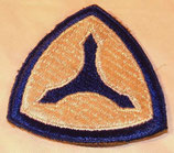 Patch 3rd Service Command US WW2