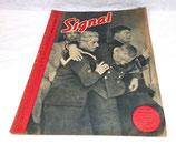 Magazine Signal 1er numéro décembre 1943 allemand WW2