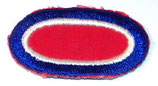 Oval 187th Infantry Regiment US