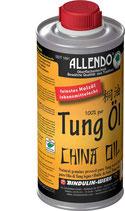 Reines Tung-Öl