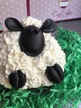 Osterschaaf Cupcake