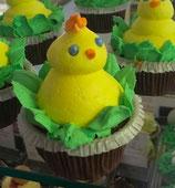 Osterkücken Cupcake   !!ausverkauft!!