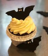 Fledermaus Cupcake