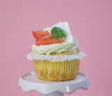 Tricolore Cupcake (vegetarisch)