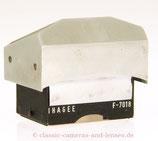 Ihagee-graviertes Prisma zur Exakta, Raubkopie der Ihagee West