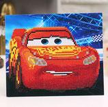 Cars auto met lijst