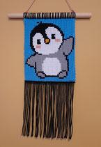 Wandkleed Pinguin