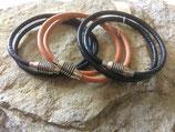 Leren armband 2