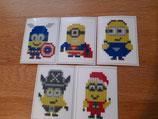Minion stickers