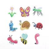 Insecten stickers