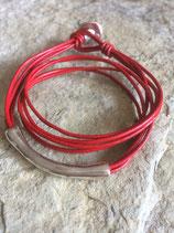 Leren armband 6