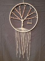 Levensboom met schommel