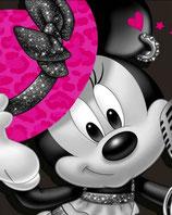 Minnie grijs/roze