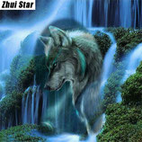Waterval Wolf