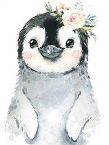 Lieve pinguïn
