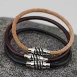 Leren armband 1