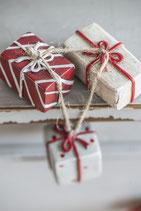 Geschenkpäckchen 3 Stück