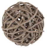 Ball aus Zweigen